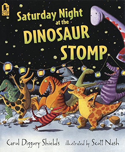 Saturday Night at the Dinosaur Stomp (5 Year Old Still In Diapers At Night)