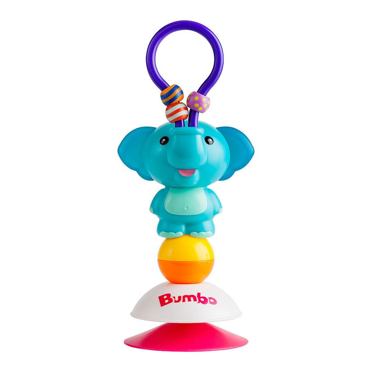 Bumbo Suction Toy, Enzo The Elephant B-Enzo 0013