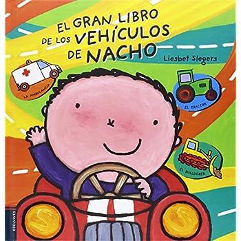 El gran libro de los vehículos de Nacho (ALBUM REGALO)