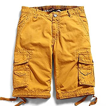 WDDGPZDK Short De Plage L Été De La Mode Casual pour Hommes Shorts ... ec30863331b