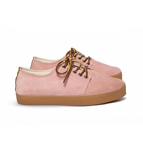 Pompeii, Zapatillas Mujer, Higby, Apricot Caramel, 41: Amazon.es: Zapatos y complementos