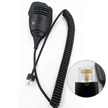 Zhuhaixmy Microphone PTT Hand Mic For Motorola GM338: Amazon