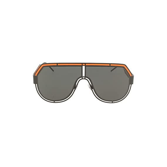 Dolce & Gabbana 0DG2231 Gafas de Sol, Matte Black, 59 para ...