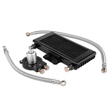 Marefot Kits de Radiador de Enfriador de Aceite de Motor de ...