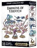 Games Workshop 99129915043'' Start Collecting Daemons of Tzeentch Miniature
