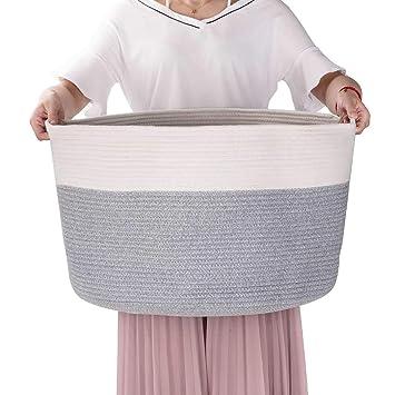 Amazon.com: Mintwood Design - Cesta para ropa sucia (XXXL ...