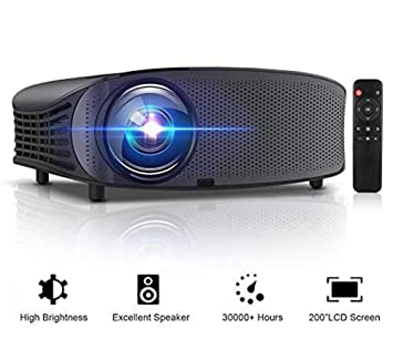 Mini proyector Twinyuan, proyectores de Video para Cine en casa ...