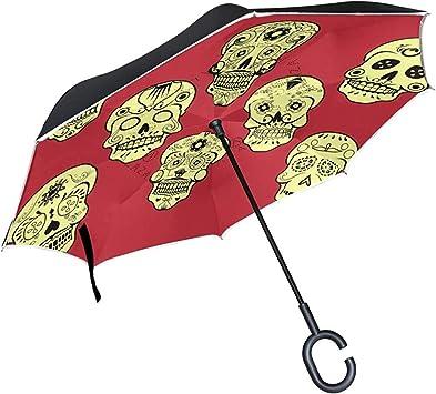 Acheter parapluie tete de mort online 25