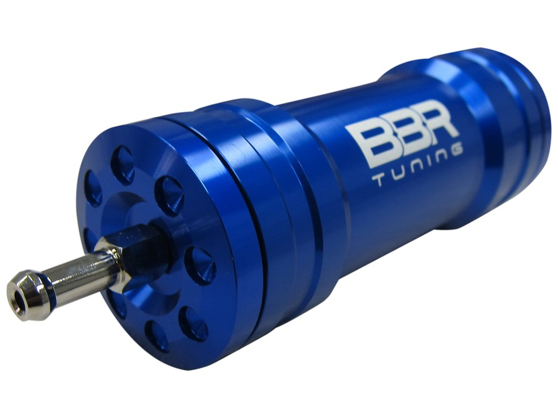 BBR Tuning Silver Boost Bottle Induction Kit