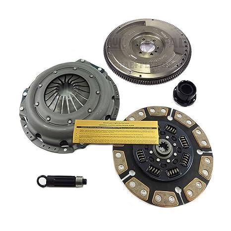 EFT cerámica Kit de embrague + HD volante Silverado sierra C G K R V 6.5L Turbo Diesel