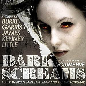 Dark Screams, Volume Five Audiobook