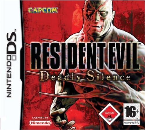 Обложка игры Resident Evil дляDS.