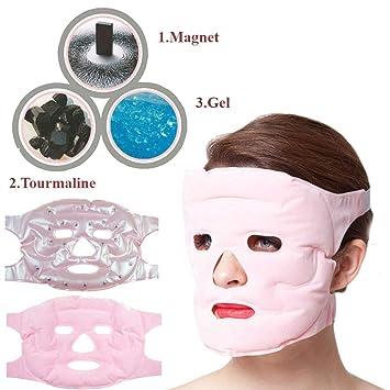 gesichts dampf maske