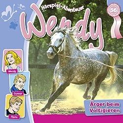 Ärger beim Voltigieren (Wendy 56)