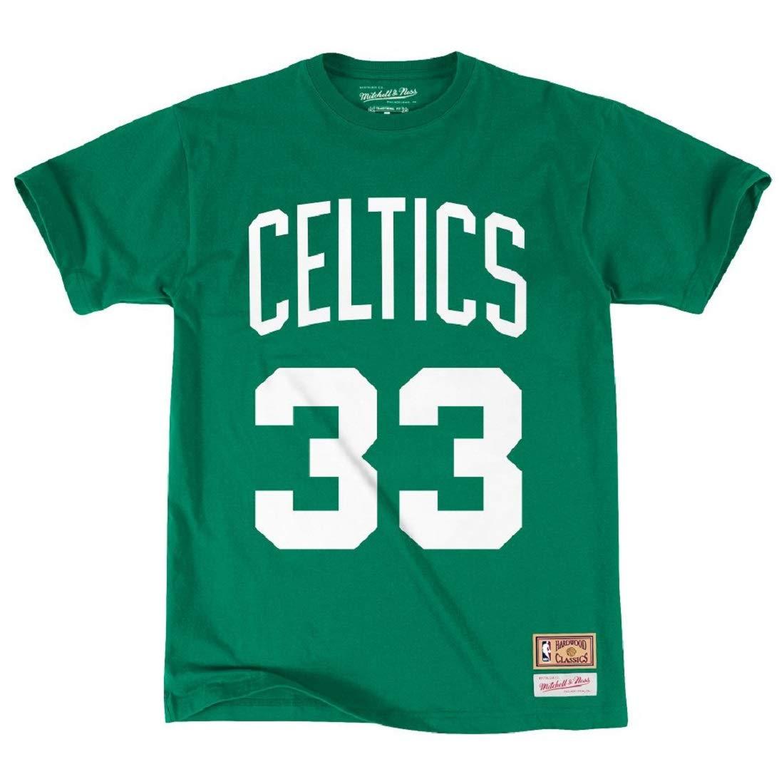 Mitchell /& Ness Maglietta Boston Celtics Larry Bird