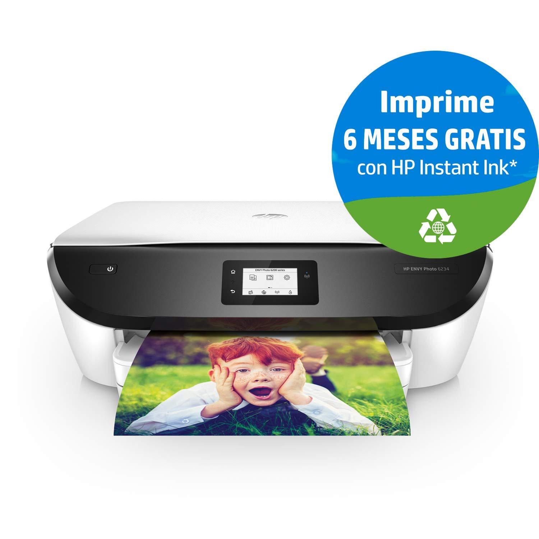HP ENVY Photo 6234 - Impresora multifunción (Inyección de tinta ...