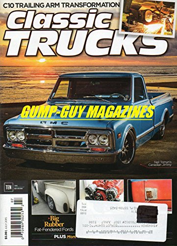 Coupe Trailing Arm (Classic Trucks Magazine July 2015 C10 TRAILING ARM TRANSFORMATION Big Rubber Fat-Fendered Fords 14 YEAR-OLD CREATES HIS OWN TRUCK1956 Ford F-100 With Classic Styling & Contemporary Streetability)