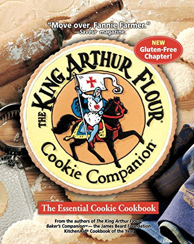 The King Arthur Flour Cookie Companion: The Essential Cookie Cookbook by King Arthur Flour
