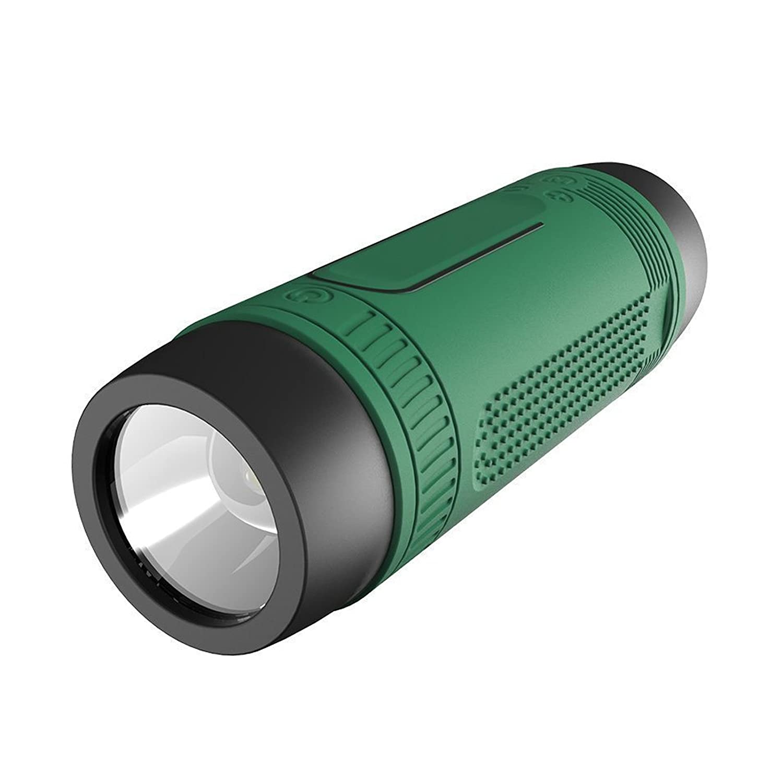 Zealot 4-in1 Waterproof Wireless Portable Bluetooth Speaker