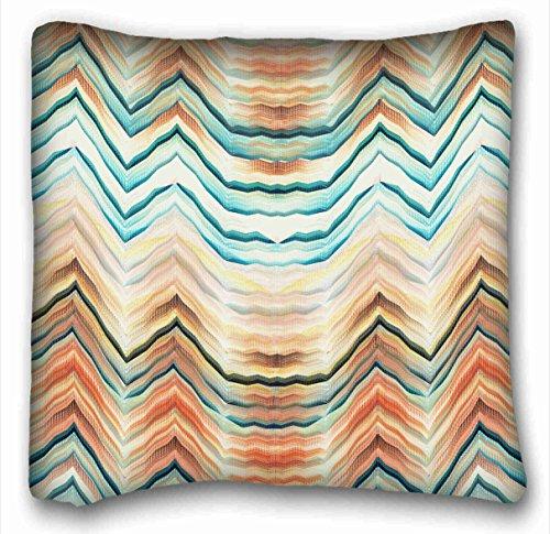 Tarolo Chevron Gradient Wave Tribal Striped Geometric Pillow