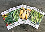1 Year Membership to the Seeds of the Month Club | Vegetable Seeds delivered MONTHLY directly to YOUR mailbox