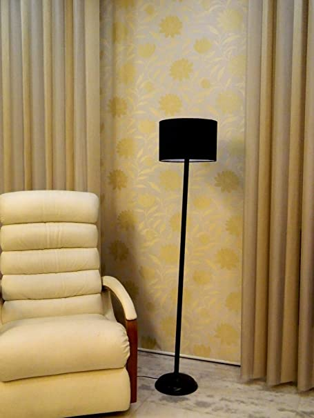 Tu Casa LG-897 220-Watt Floor Lamp (Black) Indoor Lighting at amazon