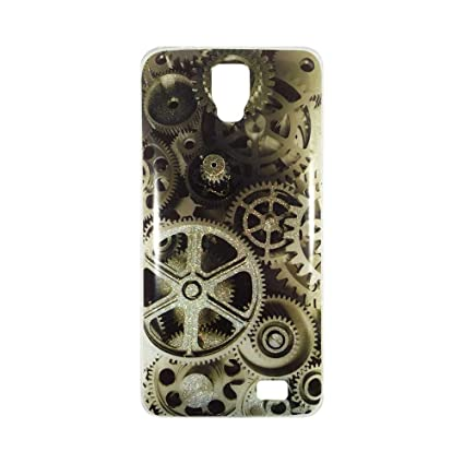 wholesale dealer 10594 ae784 Dr. Mob Back Cover for Micromax Bolt Q333,VSMBC0803: Amazon.in ...