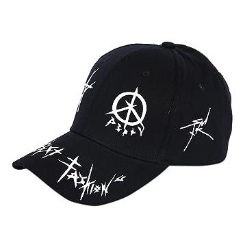 Prom-note gorras beisbol - Gorra para hombre mujer Sombreros de verano costura bordado gorra béisbol Couple gorras Al aire libre (Negro): Amazon.es: ...