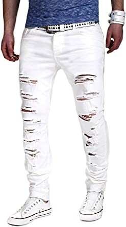 MT Styles Destroyed Jeans Slim Fit RJ 2094