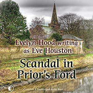 Scandal in Prior's Ford Audiobook
