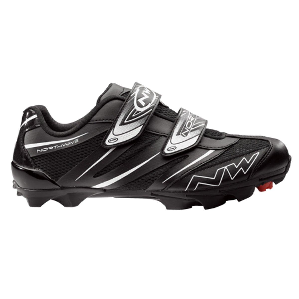 Northwave - Zapatillas de ciclismo para hombre negro negro Talla ...