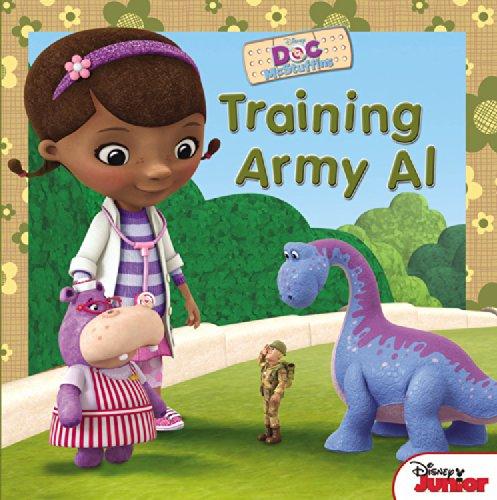 Download Doc McStuffins Training Army Al pdf