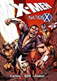 Front cover for the book Uncanny X-Men: Nation X by Matt Fraction