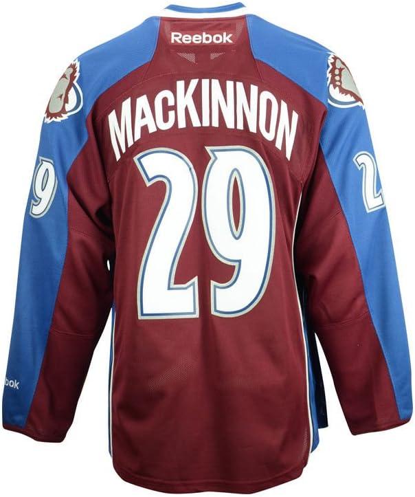 NHL Eishockey Trikot Colorado Avalanche Nathan MacKinnon #29 Jersey Premier