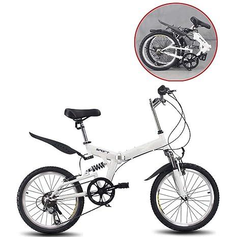 Bicicletta Leggera Pieghevole.Grimk Bici Pieghevole Uomo Leggera Alluminio Bicicletta