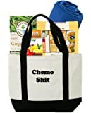 Something Perfect Gift for Cancer Patient Tote - Chemo Gift