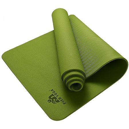 HCJYJD Esteras de Yoga, Manta de Yoga Antideslizante Alargar ...