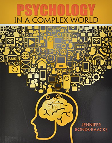 Psychology in a Complex World