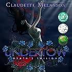 Undertow: Death's Twilight: The Maura DeLuca Trilogy, Book 2 Hörbuch von Claudette Melanson Gesprochen von: Pamela Hershey