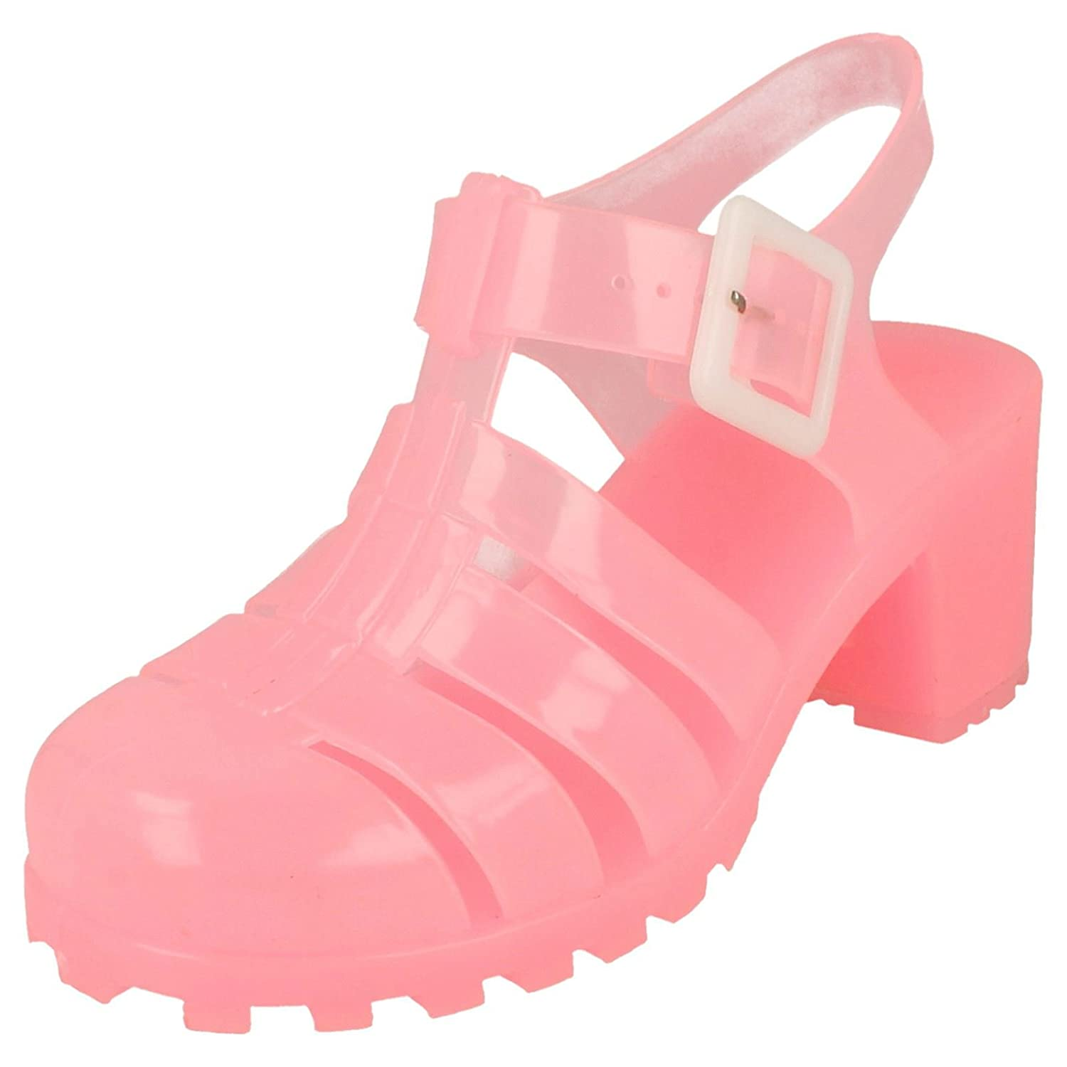 Spot On Girls Jelly Shoes