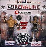 WWE Wrestling Adrenaline Series 29 Action Figure 2-Pack Miz & Layla