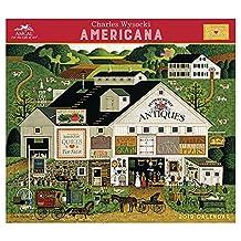 Americana 2019 Calendar
