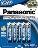 Panasonic Energy Corporation LR03XP/10B Platinum