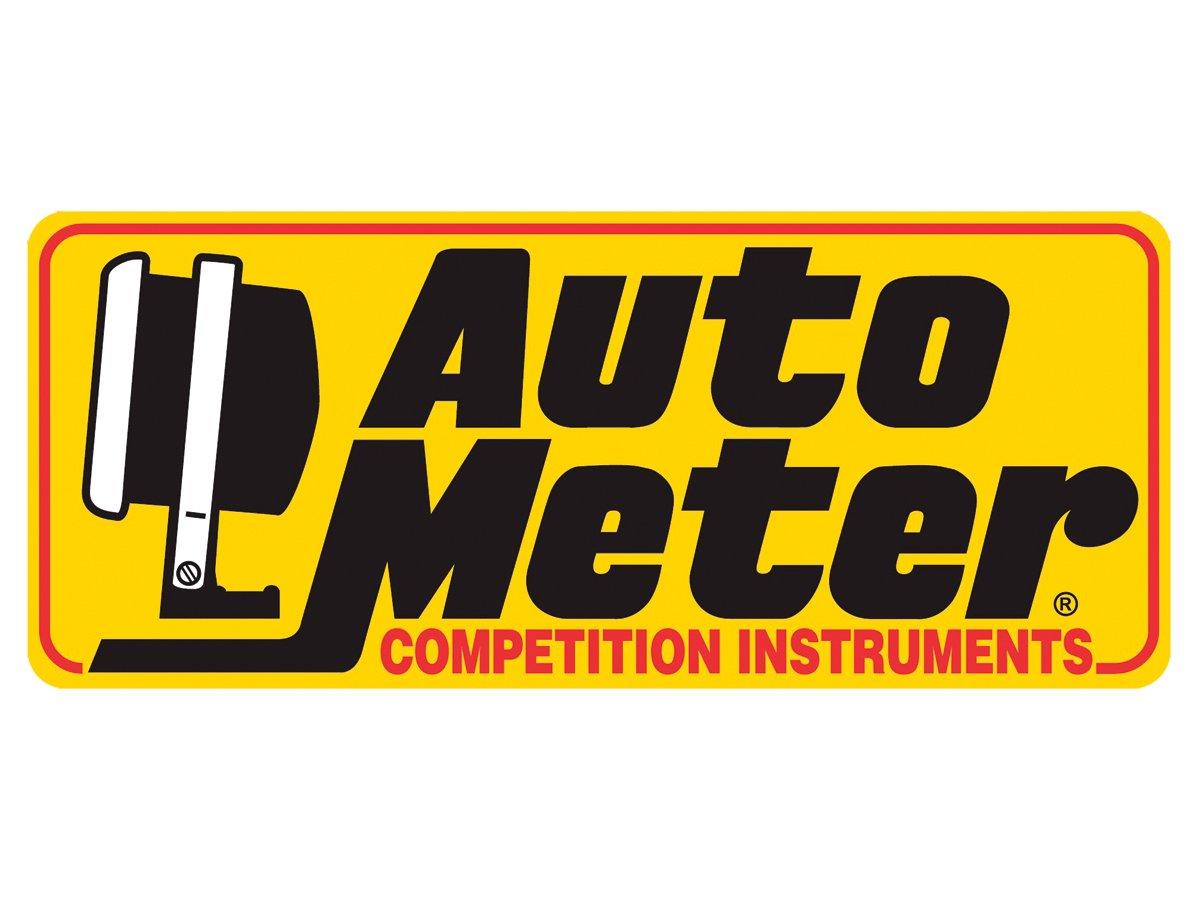 Auto Meter AutoMeter P310228 Gauge, Pyro. (Egt), 2 1/16'', 2000ºf, Stepper Motor W/Peak & Warn, Slvr/Blk, Spek-Pro