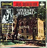 JOAN SUTHERLAND operatic recital LP Mint- OS 25111 FFss UK Blueback BB/WB ED1