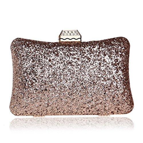FUBULE Pochette Silver pour Argent Doré Femme rrqTz4wdx