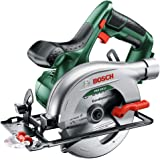 Bosch Cordless Circular Saw PKS 18 LI (Without Battery, 18 Volt System, Saw Blade Included, in Box)