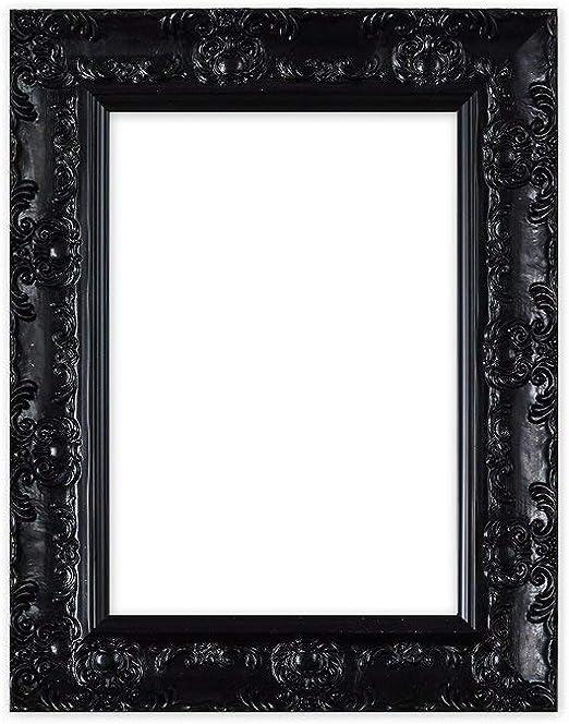 Shabby Chic Picture Frame Photo Frame Poster Frames Vintage Black Distressed
