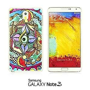 OnlineBestDigitalTM - Funny Pattern Hardback Case for Samsung Galaxy Note 3 N9000 - Beautiful Design Paint