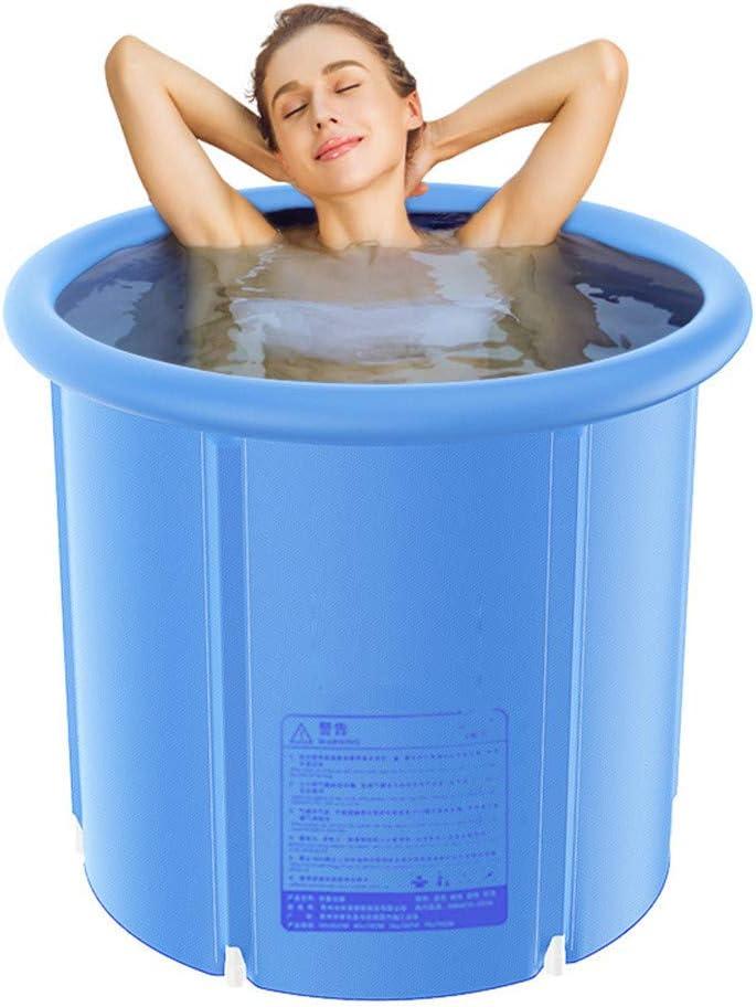 JFRI Piscina Hinchable Banera Piscinas Inflable Plegable bañera ...